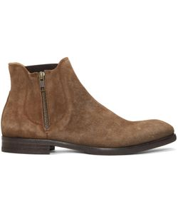 H By Hudson | Suede Mitchell Boots
