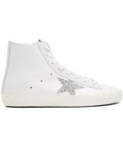 Golden Goose | Crystal Francy High-Top Sneakers