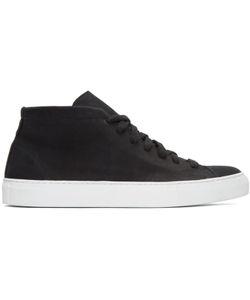 Diemme | Nubuck Loria Mid-Top Sneakers