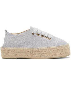 Manebí   Lurex Hamptons Sneaker Espadrilles