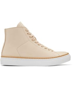 No.288 | Mulberry High-Top Sneakers