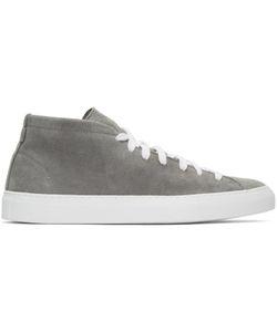 Diemme | Suede Loria Mid-Top Sneakers