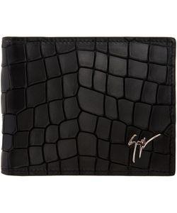 Giuseppe Zanotti Design | Croc-Embossed Zayn Wallet