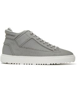 ETQ AMSTERDAM | Reflective Python Mid 2 Sneakers