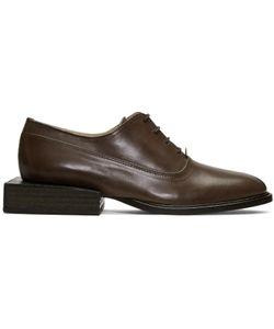 JACQUEMUS | Les Chaussures Clown Oxfords