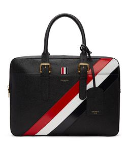 Thom Browne | Diagonal Stripe Business Briefcase