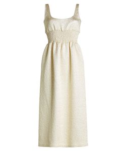 Emilia Wickstead | Dress With Silk And Cotton Gr. Uk 10