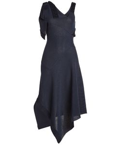 Victoria Beckham | Asymmetric Knit Dress Gr. 3