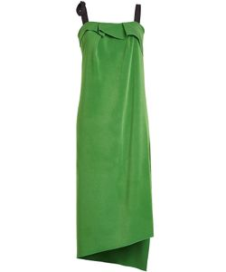 REJINA PYO | Asymmetrical Crepe Dress Gr. Uk 8