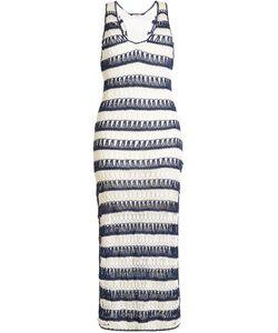ANNA KOSTUROVA | Knit Maxi Dress Gr. M