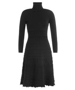 Dsquared2 | Textured Knit Turtleneck Dress Gr. M