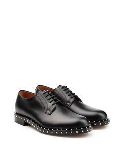 Valentino | Embellished Leather Lace-Ups Gr. Eu 435