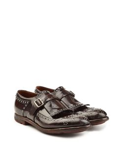 Churchs | Embellished Leather Monk Shoes Gr. Uk 6