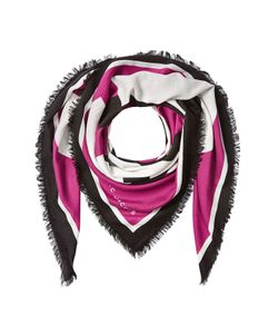 Marc Jacobs | Printed Scarf With Wool Gr. One Size