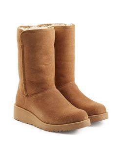 UGG Australia | Classic Slim Suede Boots Gr. Us 10