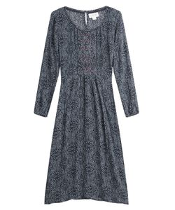 Velvet | Embroidered Dress Gr. S