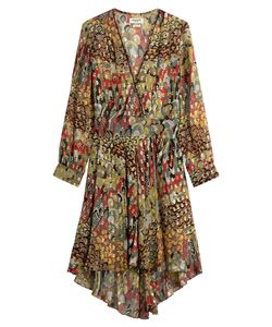 Zadig & Voltaire | Printed Silk Dress Gr. S