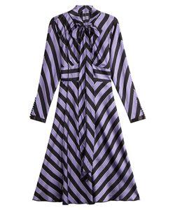 Marc Jacobs   Striped Midi Dress Gr. Us 2
