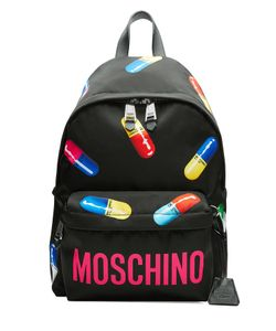 Moschino | Printed Backpack Gr. One Size