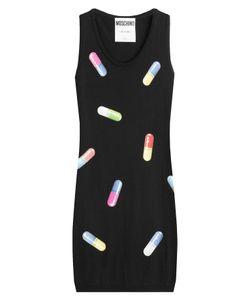 Moschino | Printed Sweater Dress Gr. It 38