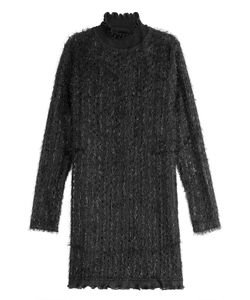 Carven | Turtleneck Dress With Shimmer Gr. Fr 40