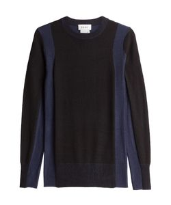DKNY | Two-Tone Pullover With Merino Wool Gr. M