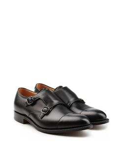 Churchs | Leather Monk Shoes Gr. Uk 8