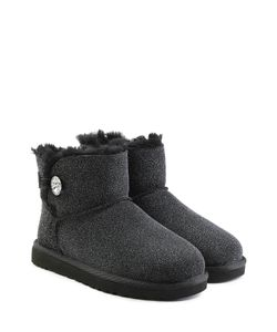 UGG Australia | Mini Bailey Bling Boots With Swarovski Crystal Gr. Us 7
