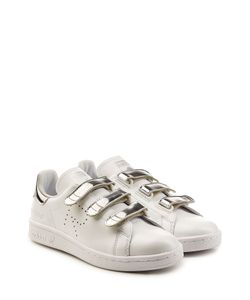 ADIDAS BY RAF SIMONS | Leather Sneakers Gr. Uk 8