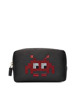 Anya Hindmarch | Space Invaders Makeup Pouch Gr. One Size