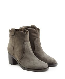 Laurence Dacade | Suede Ankle Boots Gr. It 395