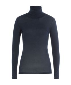Majestic | Cotton Turtleneck With Cashmere Gr. 2