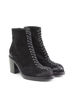 Mcq Alexander Mcqueen | Suede Ankle Boots Gr. Eu 40