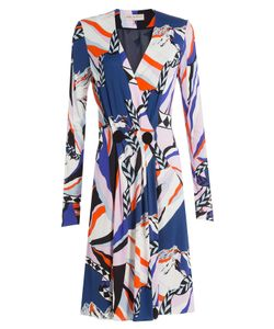Emilio Pucci | Printed Wrap Dress Gr. It 42