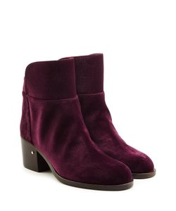 Laurence Dacade | Velvet Ankle Boots Gr. It 37