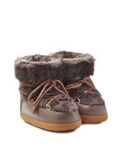 INUIKII | Fur Ikkii Classic Low Boots Gr. Eu 38