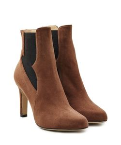 Paul Andrew | Suede High Heel Chelsea Boots Gr. It 37