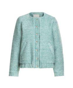 Marina Hoermanseder | Wool Bomber Jacket Gr. De 34