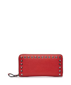 Valentino | Rockstud Leather Wallet Gr. One Size