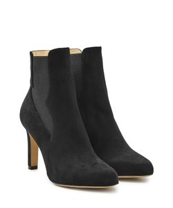 Paul Andrew | Suede High Heel Chelsea Boots Gr. It 36