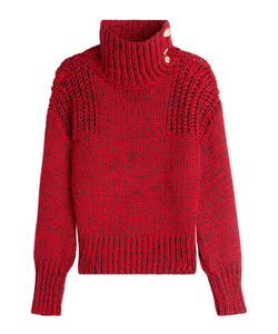 Rag & Bone | Turtleneck Pullover With Wool Gr. S