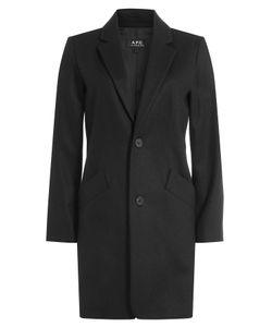 A.P.C. | Wool Coat Gr. Fr 36