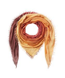 Faliero Sarti | Scarf With Silk Virgin Wool And Cashmere Gr. One
