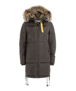 Parajumpers | Long Bear Down Parka With Fur-Trimmed Hood Gr. S