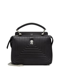 Fendi | Dotcom Leather Shoulder Bag Gr. One