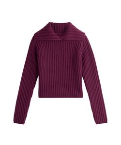Carven | Wool Pullover Gr. S