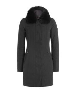 Peuterey | Down Coat With Fox Fur Gr. It 38