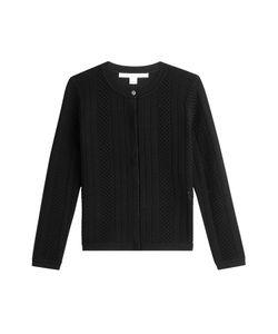 Diane Von Furstenberg | Patterned Knit Cardigan Gr. M