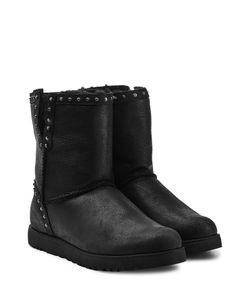 UGG Australia | Embellished Shearling Lined Ankle Boots Gr. Us 11
