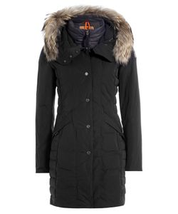 Parajumpers | Angie Down Jacket With Fur-Trimmed Hood Gr. M